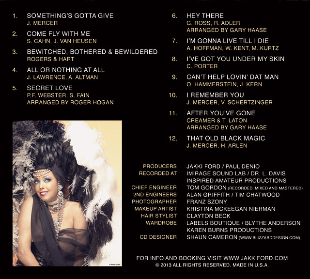 Jakki Ford Back Cover