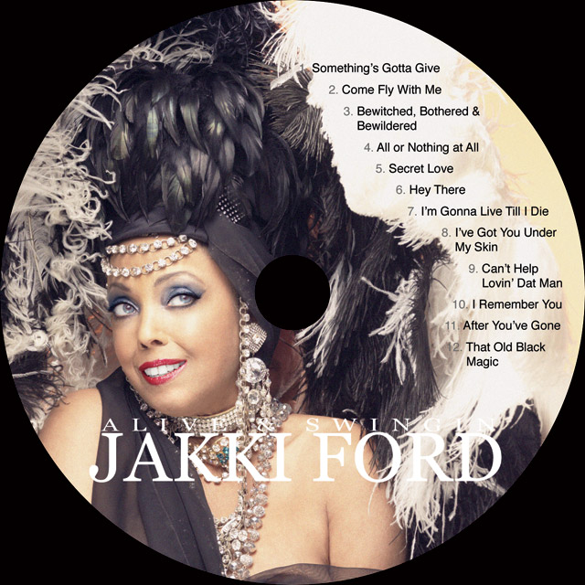 Jakki Ford CD