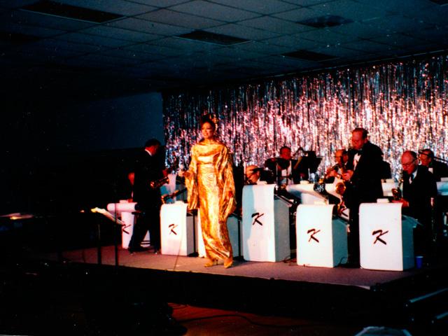 Jakki Ford Jakki Ford and the Dick Kastel Big Band 1