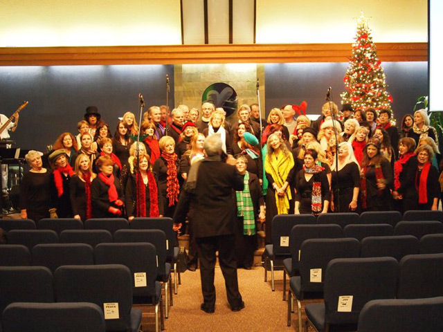 Jakki Ford Center for Spiritual Living Christmas Concert 1