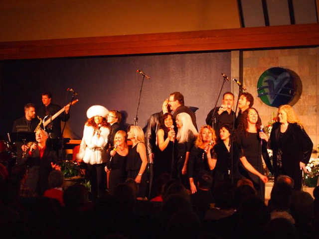 Jakki Ford Center for Spiritual Living Christmas Concert 2