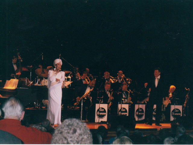 Jakki Ford Nugget Big Band Series with Les Brown Jr