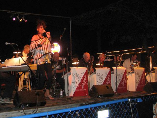 Jakki Ford Carson City Jazz Festival Performance