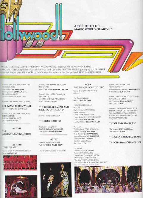 Jakki Ford Hallelujah Hollywood Showroom Program Inside 2