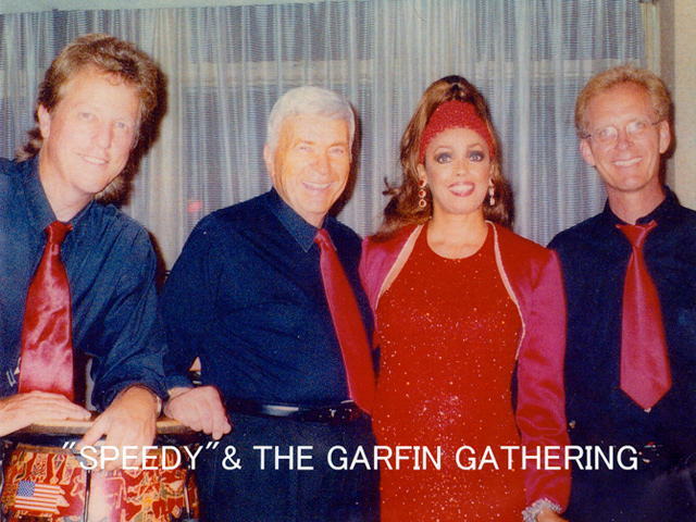 Jakki Ford Speedy Garfin and the Garfin Gathering