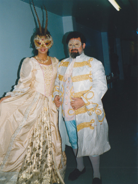 Jakki Ford Un Ballo in Maschera with Joe