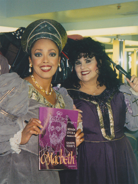 Jakki Ford Macbeth with Kathleen Kimmel