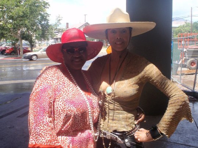 Jakki Ford Reno Rodeo Parade with Sue Gachuma