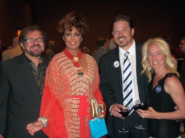 Jakki Ford Jefferson Jackson Dinner with Guests 2
