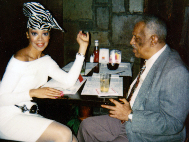 Jakki Ford Showman's Cabaret with Al Hibbler