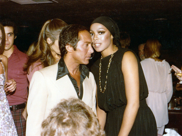 Jakki Ford Jubilation Nightclub with Paul Anka