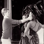 Jakki Ford Backstage at the Jubilee Show with Bob Mackie 1