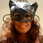 Jakki Ford Dressed as Cat Women for Sheep Dip 47