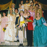 Jakki Ford Un Ballo in Maschera Cast Photo