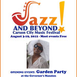 Jakki Ford Jazz and Beyond 2012