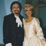Jakki Ford Un Ballo in Maschera with One of the Male Leads