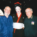 Jakki Ford The Mikado with Ted Puffer and Co-Director