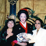 Jakki Ford The Mikado with Fans