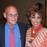 Jakki Ford Jefferson Jackson Dinner with James Carville